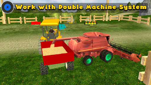 Tractor Farming Driver : Village Simulator 2020 2.3 screenshots 7