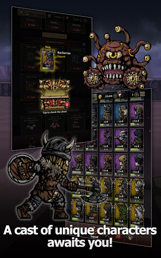 Titan Slayer: Roguelike Strategy Card Game 1.1.1 screenshots 2