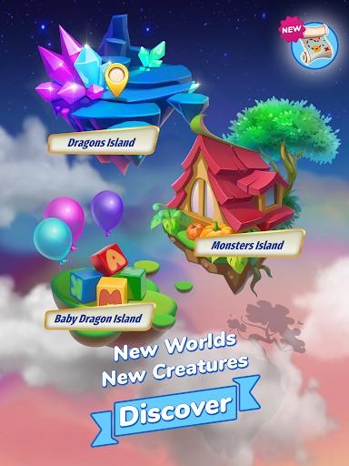 Dragons Evolution - Best Merge Idler 2.1.15 screenshots 9
