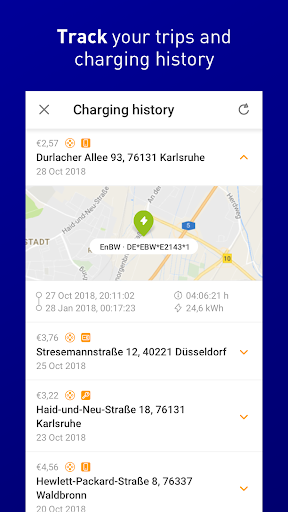 EnBW mobility+ Compare & Charge Electric Cars 6.7.0 Screenshots 3