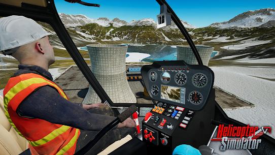 Helicopter Simulator 2021 MOD APK 1.0.1 (Unlocked Helicopter/Levels) 4