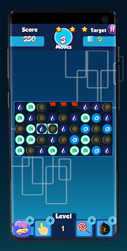 Crypto Burst - Crush Coins, Play and Earn Crypto v2.5.2 screenshots 5