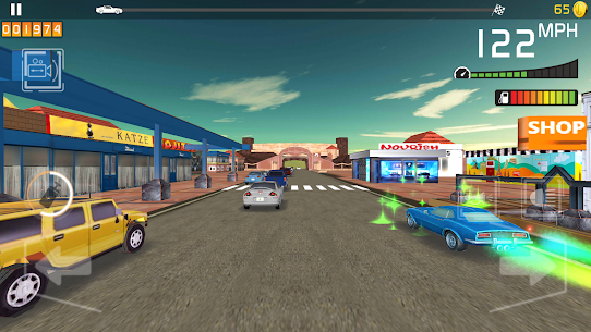 Death Race: On The Rush Hack Cheats (iOS & Android) 3