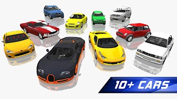 Racing in City - In Car Driving 3D Fast Race Game