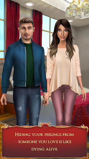 Magic Red Rose Story -  Love Romance Games 1.21-googleplay screenshots 13