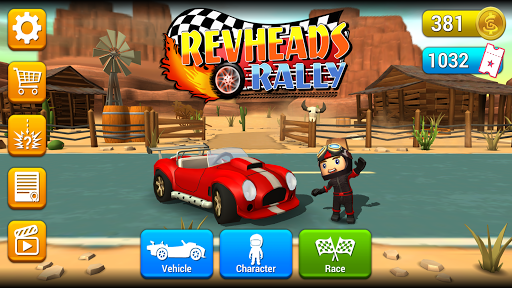 Rev Heads Rally 6.14 screenshots 1