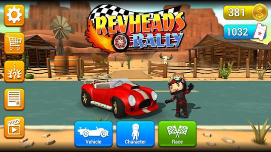 Rev Heads Rally 1