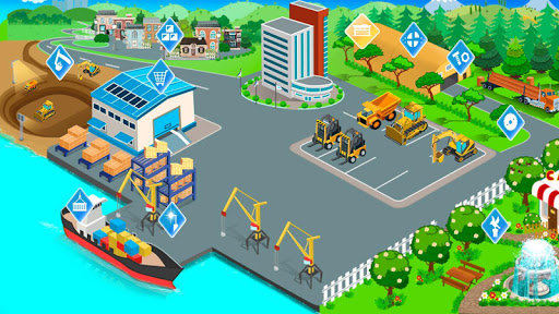 Hippo builder. Building machines  screenshots 9