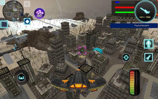 Iron Bot 1.3 screenshots 4