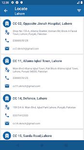 Shaukat Khanum App 3.7.6 screenshots 2