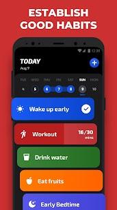TICK IT HabitTracker Premium v1.1.1 MOD APK – Habit Tracker App 1