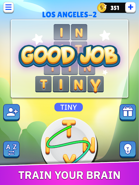 Word Land - Multiplayer Word Connect Puzzle Game screenshot 7