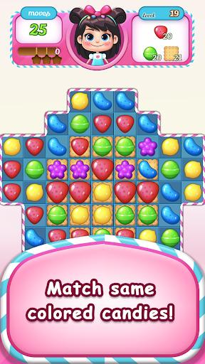 New Sweet Candy Pop: Puzzle World screenshots 1