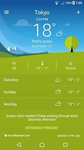 Weather  Screenshots 1
