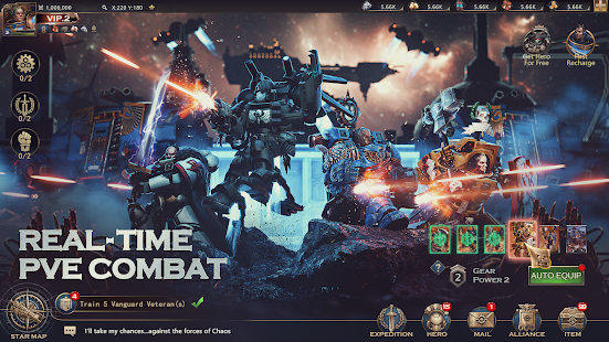 Warhammer 40,000: Lost Crusade 1.0.1 Screenshots 4