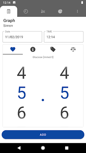 Diabetes 4.4 Screenshots 7