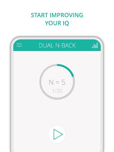 Dual N-Back 2.5.2 Screenshots 5
