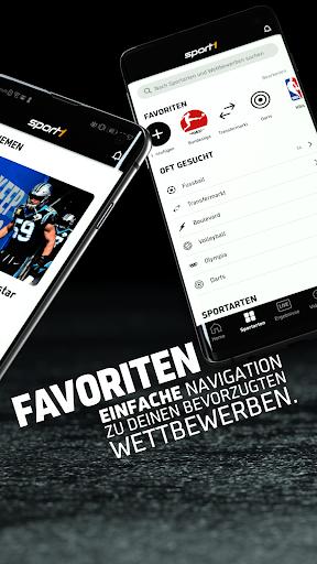 SPORT1 - Fussball News, Liveticker & Sport heute 10.66.44 screenshots 2