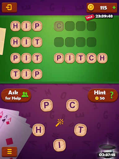 ud83cudf40Magic Words: Free Word Spelling Puzzle 0.132.4 Screenshots 11