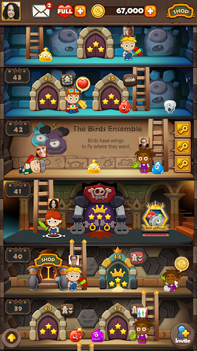Monster Busters: Hexa Blast 1.2.75 screenshots 10