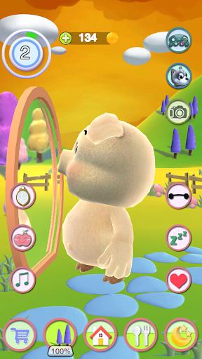 Talking Piggy modavailable screenshots 4