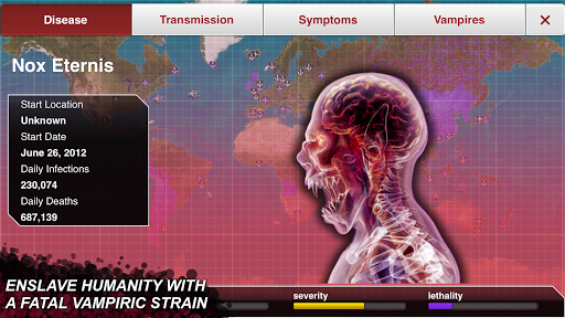 Plague Inc. 1.17.1 screenshots 13