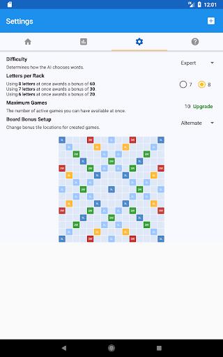 Wordster - Offline Scramble Words Friends Game 3.3.70 screenshots 9