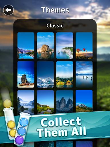 Ballscapes: Ball Sort Puzzle & Color Sorting Games  screenshots 12