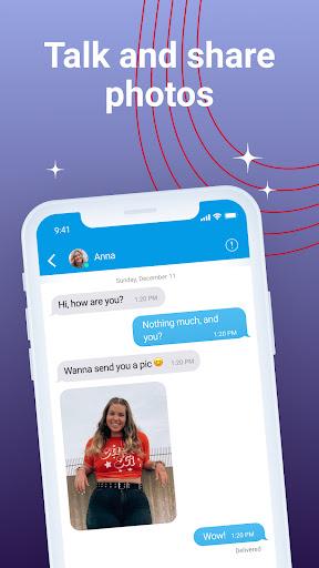 Bloomy: Dating Messenger App apktram screenshots 4