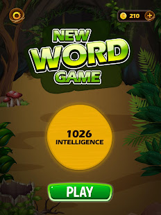 New Word Game with Ranking