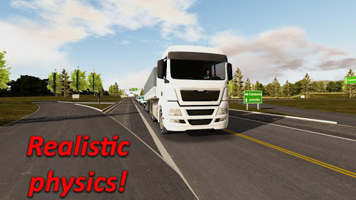 Heavy Truck Simulator  Screenshots 1