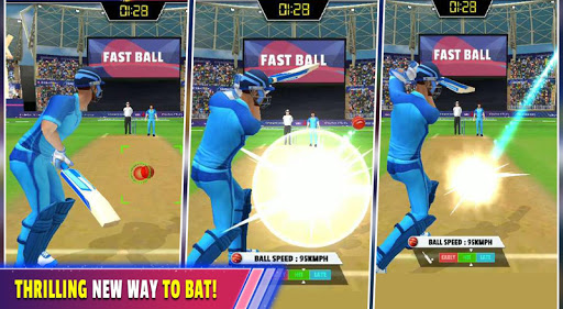 Cricket Clash Live - 3D Real Cricket Games  screenshots 5