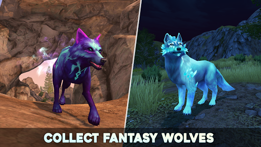 Wolf Tales - Online Wild Animal Sim 200152 screenshots 11