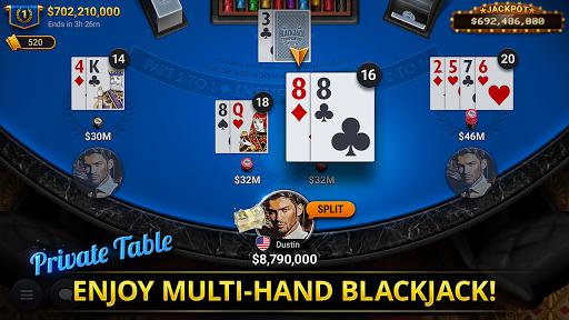 Blackjack Championship screenshots 21
