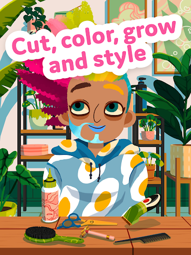 Toca Hair Salon 4 Apk 1