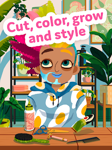 Toca Hair Salon 4 2.0-play Screenshots 1