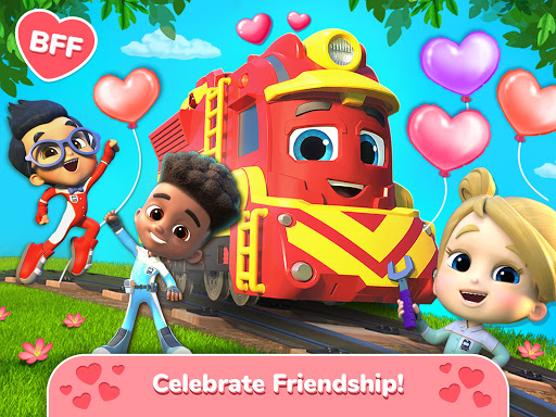 Mighty Express - Play & Learn with Train Friends 1.2.9 screenshots 9