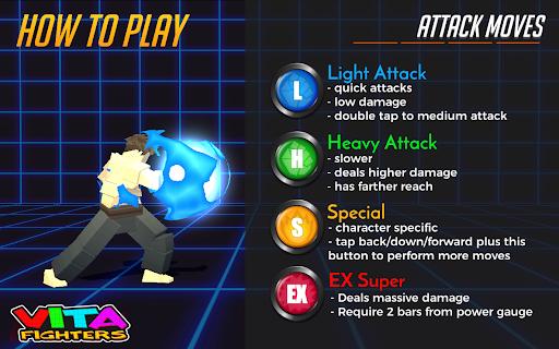 Vita Fighters apkdebit screenshots 7