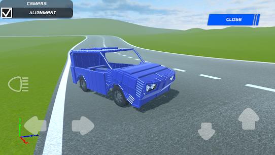 Genius Car 2: Car building sandbox MOD APK 1.0 (Free Purchase) 5