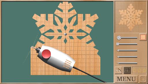 Wood Carving Game  screenshots 1