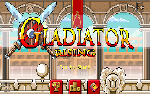 Gladiator Rising: Roguelike RPG Screenshot
