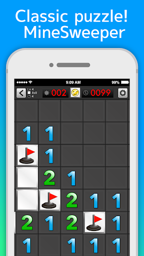 Minesweeper Lv999 modiapk screenshots 1