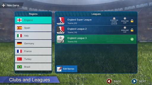 Pro League Soccer 1.0.3 screenshots 5