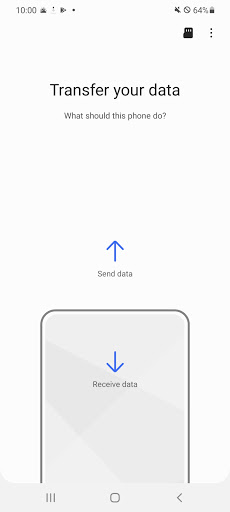 Samsung Smart Switch Mobile 3.7.14.4 Screenshots 1