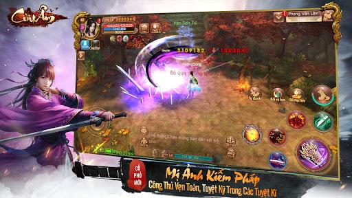 Cửu Âm - Hoang Mạc Phong Vân 9.0.4 screenshots 3