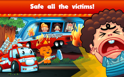 Marbel Firefighters - Kids Heroes Series android2mod screenshots 3