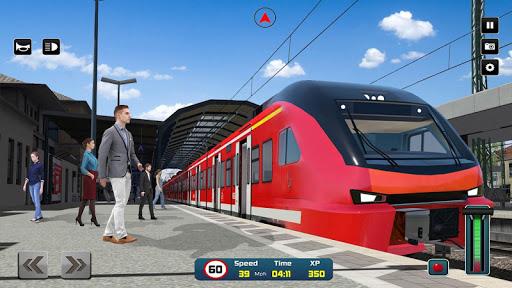 City Train Driver Simulator 2019: Free Train Games 4.4 Screenshots 10