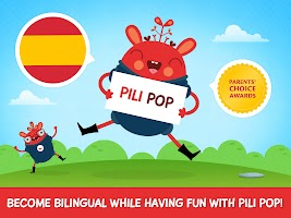 Spanish for kids - Pili Pop