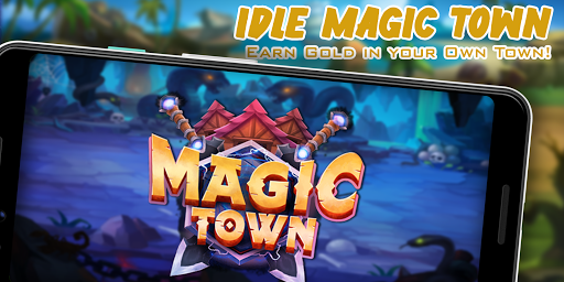 Idle Magic Town screenshots 1