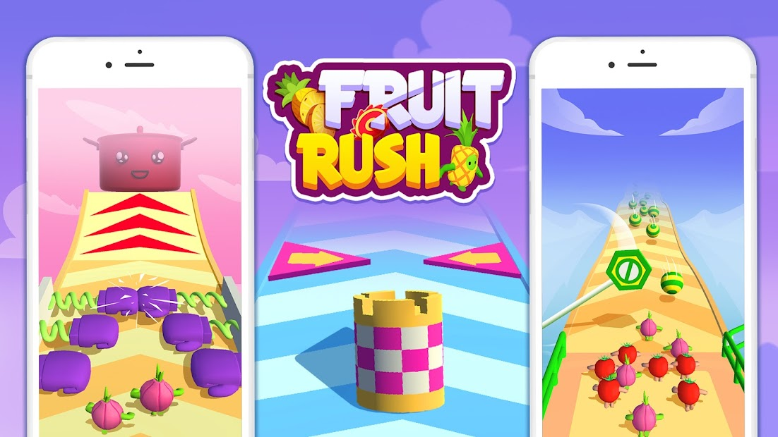 Fruit Rush screenshot 7